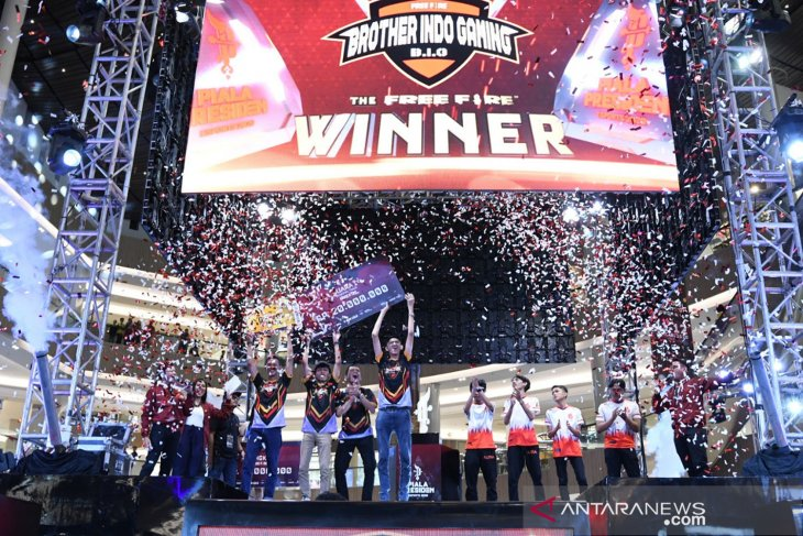 BIG lolos grand final Piala Presiden Esports 2020