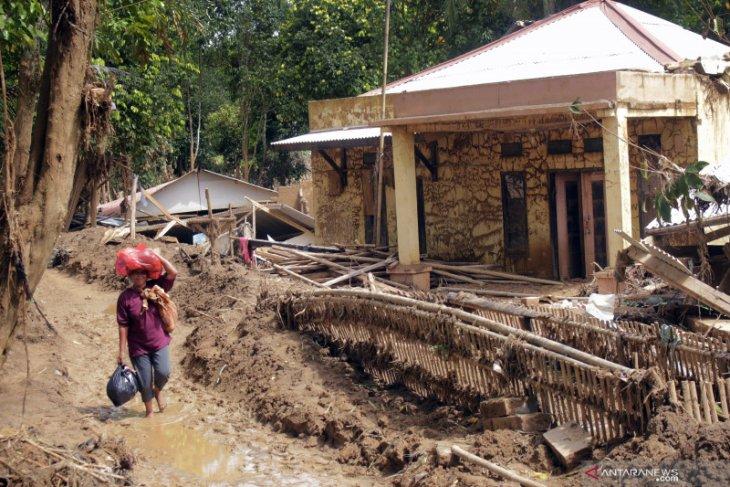 Warga Lebak waspada banjir dan longsor sepekan ke depan