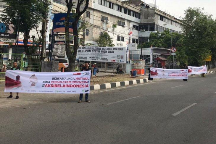 MRI-ACT Aceh bersuara atas kedaulatan Indonesia di Natuna