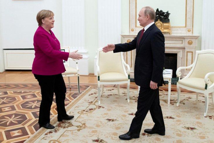 Presiden Jerman sebut AS, China, Rusia bikin dunia makin berbahaya