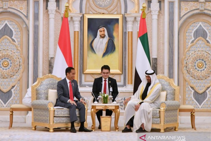 UAE keen to partake in Indonesian new capital development