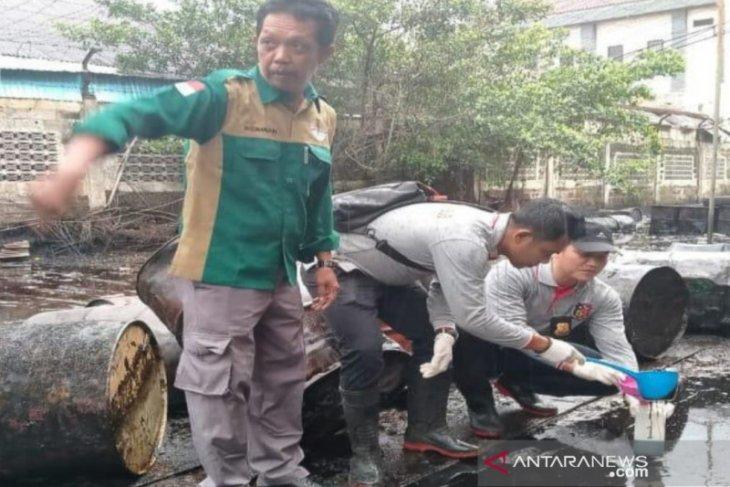 Dugaan pencemaran Sungai Martapura naik ke penyidikan