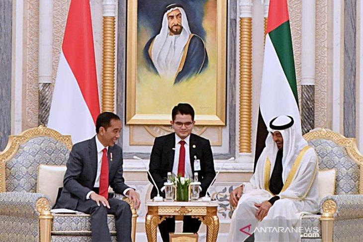 UAE keen to partake in Indonesian new capital development