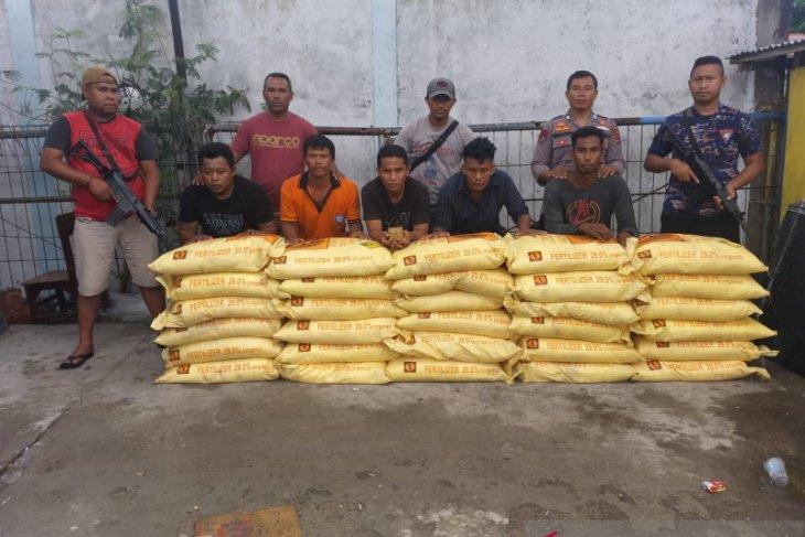 Lima pelaku bawa bom ikan di Sikka ditangkap polisi