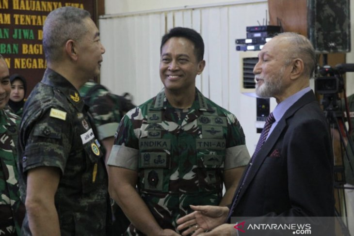 Thai Army chief learning about Aceh conflict handling