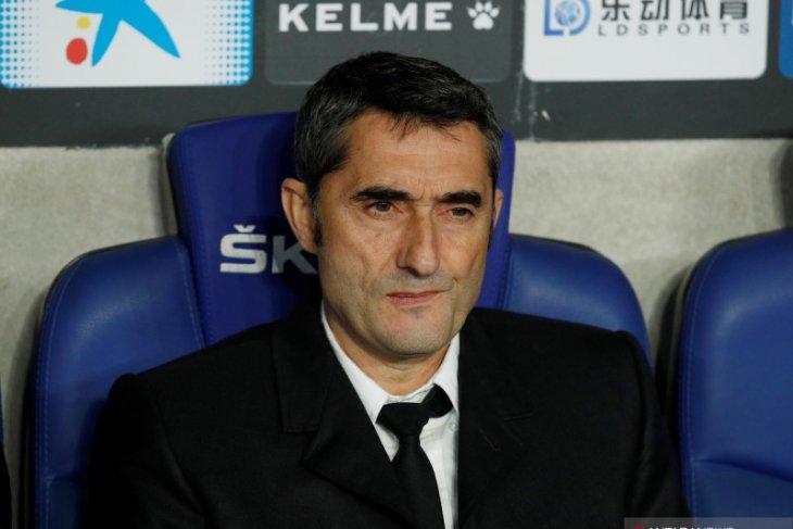Ernesto Valverde dipecat Barcelona, Pochettino dan Setien siap jadi pengganti