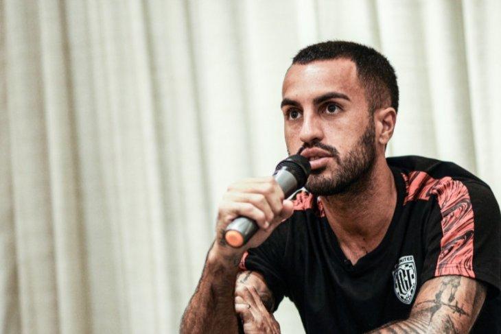 Bali United pinjamkan Brwa Nouri ke klub Irak