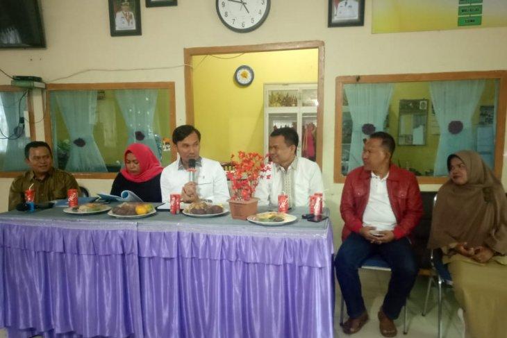 Ketua DPRD bersama Komisi IV kunjungi SMAN 1 dan SMK SPP Merangin