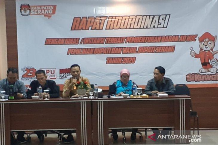 KPU Serang: Sosialisasi pilkada serentak 2020 tanggung jawab stakeholder