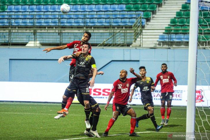 Pacheco belum ikuti latihan bersama skuad Bali United