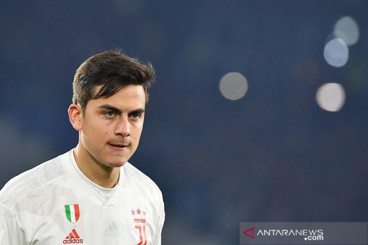 Liga Italia - Sarri tepis rumor cekcok dengan penyerang asal Argentina Paulo Dybala