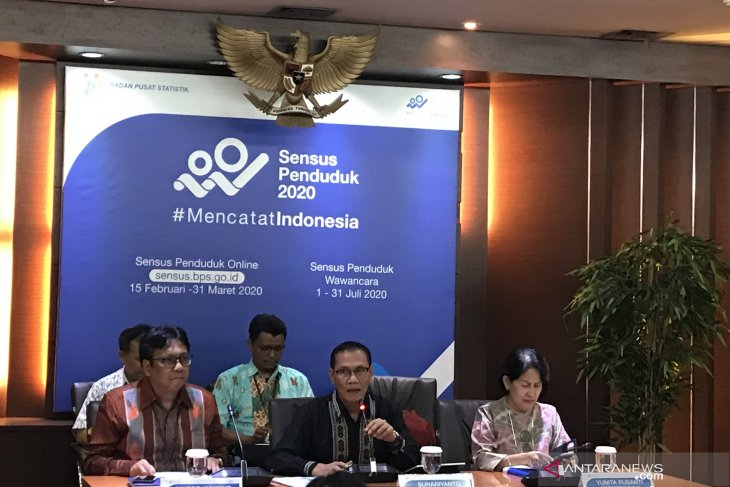 BPS cites 6.94-percent drop in Indonesia's exports in 2019