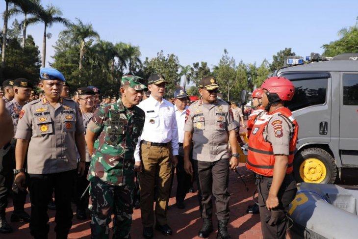 Kapolda Sumut: Kepolisian siap  mengatasi  terjadinya bencana
