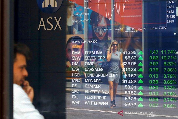Saham Australia menguat dengan teknologi memimpin kenaikan luas