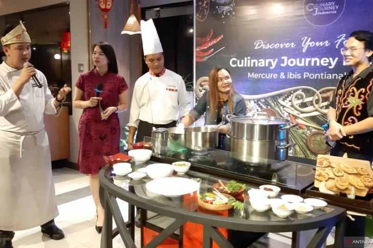 Disporapar apresiasi hotel promosikan kuliner khas Kalbar