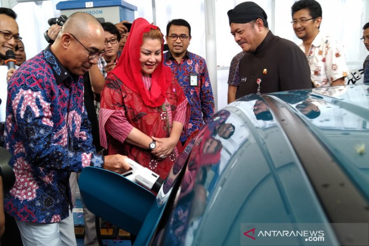 PLN goads people to transition to electric vehicles