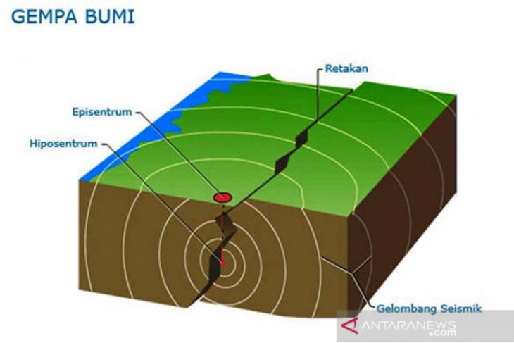 Lempeng Laut Maluku alami aktivitas kegempaan intensif