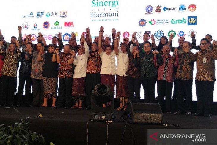 Pegadaian bangun kolaborasi bisnis dengan 34 mitra di Bali
