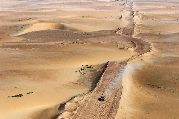 Faktor Cuaca dan navigasi buruk hambat Etape 10 Dakar