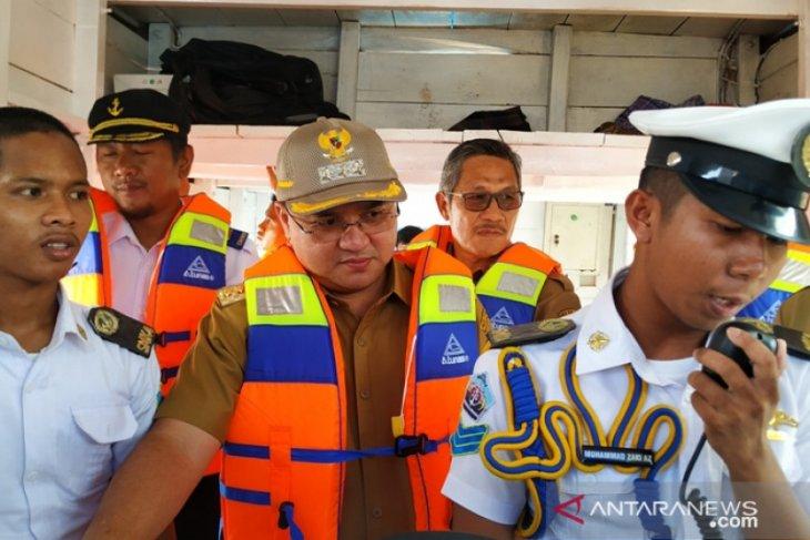 Lulusan SMKN 4 Pelayaran Pangkalpinang ikuti tes di kapal cumi China