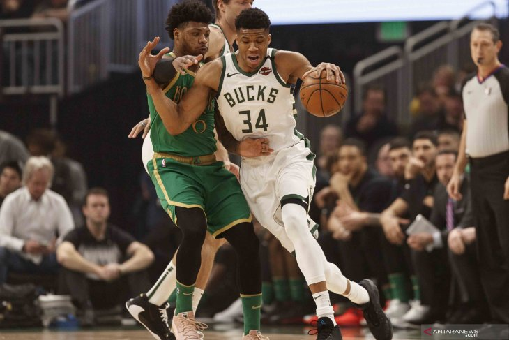 Antetokounmpo gagal raih triple-double