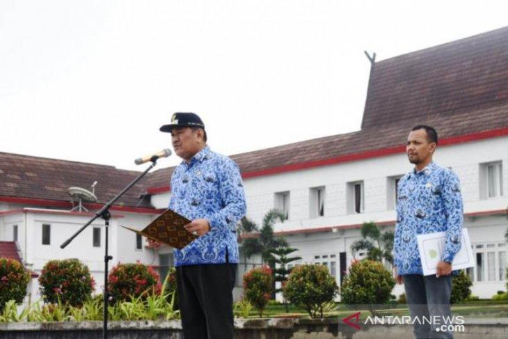Aswin Efendi Siregar: ASN melayani bukan dilayani