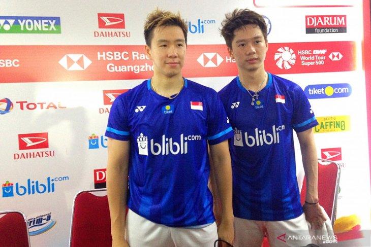 Minions optimistis hadapi Aaron/Soh di semifinal Indonesia Masters 2020