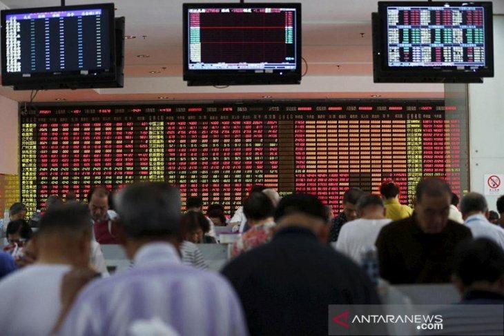 Saham China dibuka lebih rendah sebagai lanjutkan penurunan sehari sebelumnya