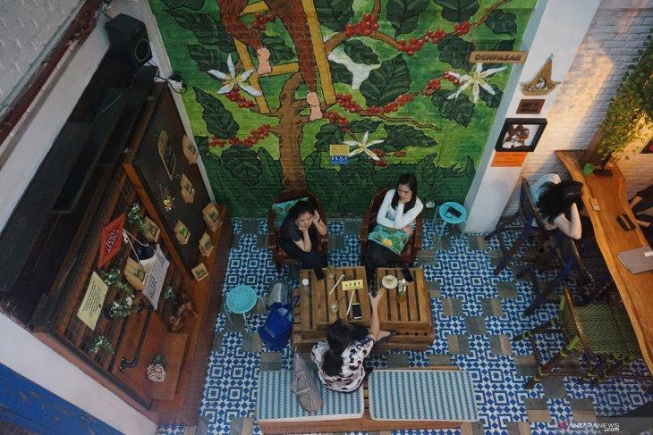 A coffee adventure amid Jakarta's rain