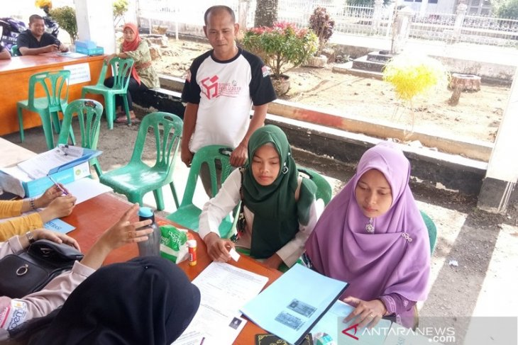Hari pertama pendaftaran, KPU Tapsel terima 30 berkas calon  PPK