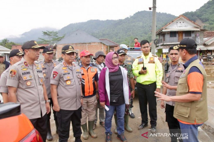 Kabupaten Bogor fokus upaya relokasi 19.821 pengungsi korban bencana