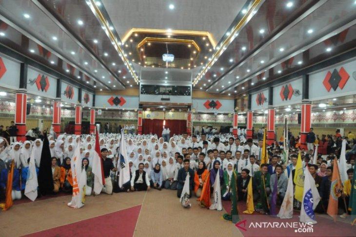 Ribuan pelajar ikuti Lebak Expo University ketujuh