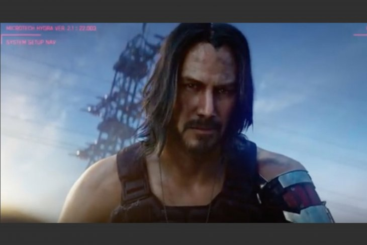 Game Cyberpunk 2077 ditunda sampai September