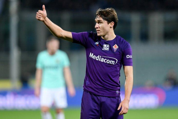 Liga Italia: Federico Chiesa resmi merapat ke Juventus dari Fiorentina