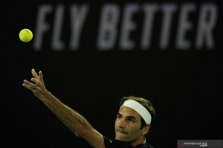 Roger Federer bidik Wimbledon usai operasi lutut