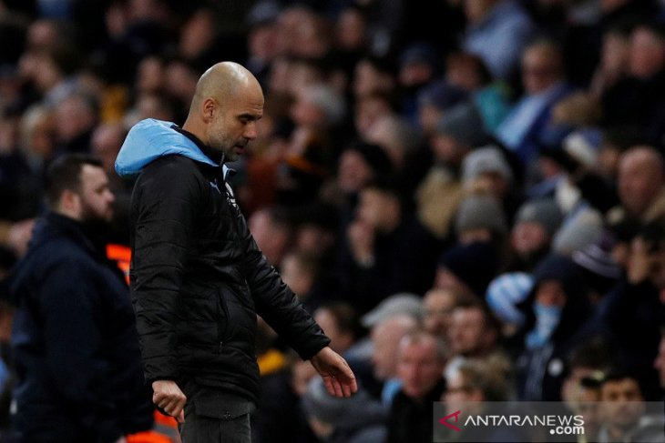 Laga Man City vs West Ham ditunda karena cuaca buruk