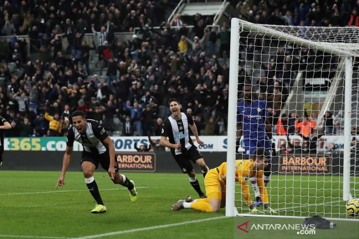Newcastle taklukkan Chelsea 1-0