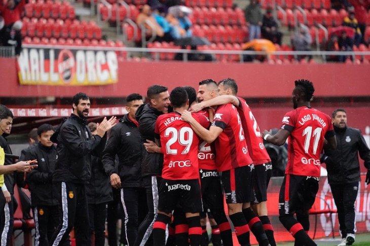 Valencia takluk 1-4 di kandang  Mallorca