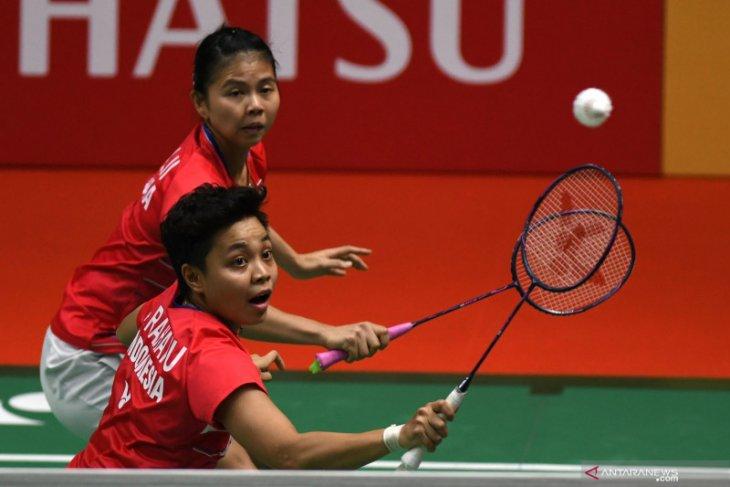Kalahkan pasangan Denmark, Greysia/Apriyani juara ganda putri Indonesia Masters