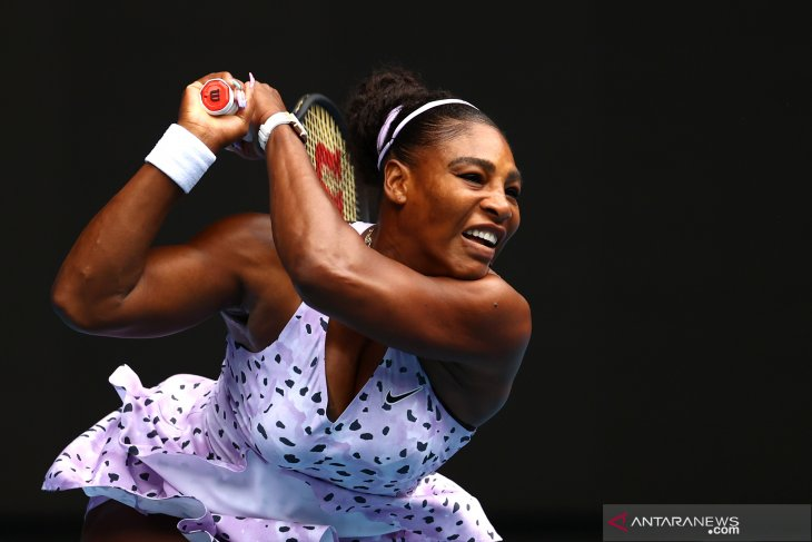 Atasi perlawanan Zidansek, Serena ke putaran ketiga Melbourne