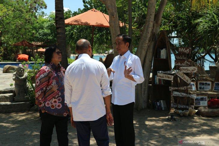 President looks forward to lengthier tourist stays in Labuan Bajo