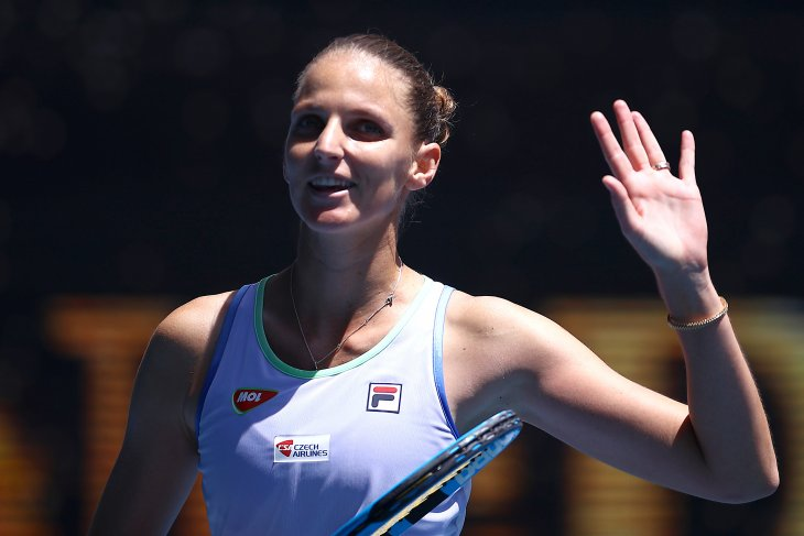 Pliskova maju babak kedua Australia Terbuka