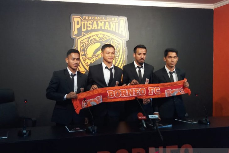 Javlon optimistis Borneo FC raih prestasi lebih baik di Liga 1
