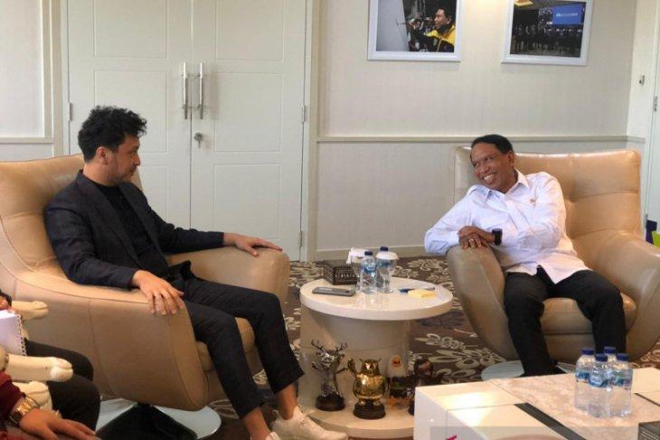 IESPL sambangi Kemenpora jelang babak final Piala Presiden