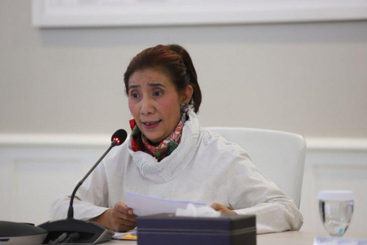 Susi Pudjiastuti: Politisi harus berperan atasi sengketa Natuna