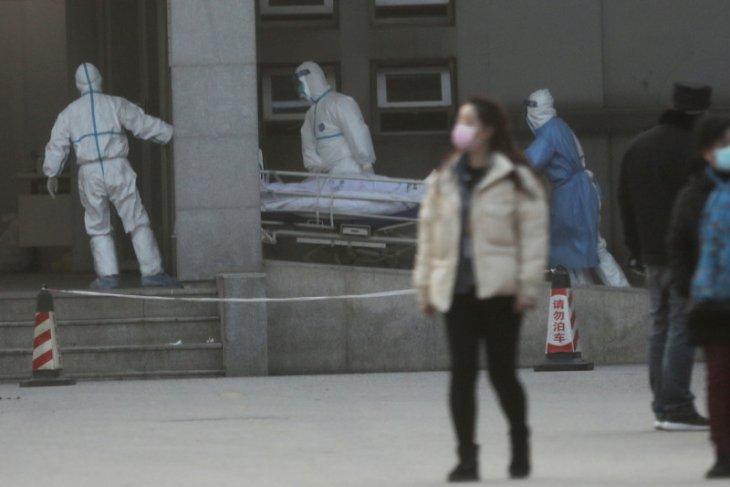 Korban meninggal akibat virus  korona di China mencapai 17 orang