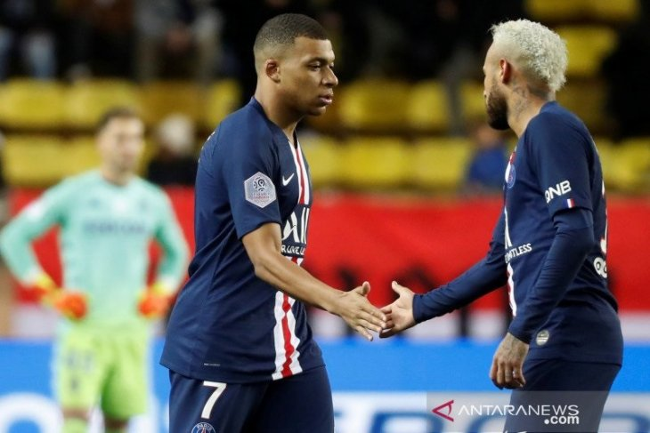 Andil besar Neymar ketika membawa PSG ke Final Piala Liga Prancis