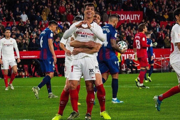 Piala Raja, Sevilla, Osasuna ke 16 besar, Zaragoza singkirkan Mallorca