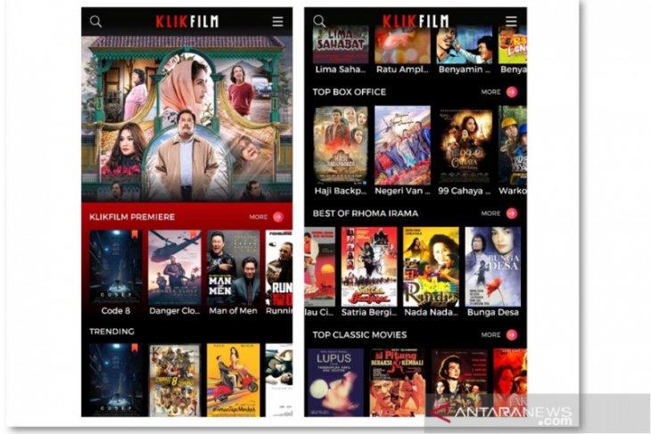 Film luar negeri namun tidak tayang di bioskop Indonesia, coba aplikasi KlikFilm