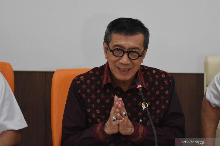 Menkumham minta maaf soal pidato singgung warga Tanjung Priok
